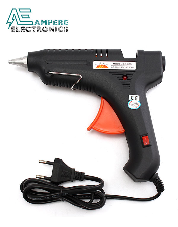100W Glue Gun with On/Off Switch