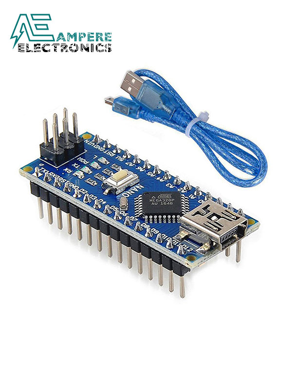 Arduino Nano with USB Cable