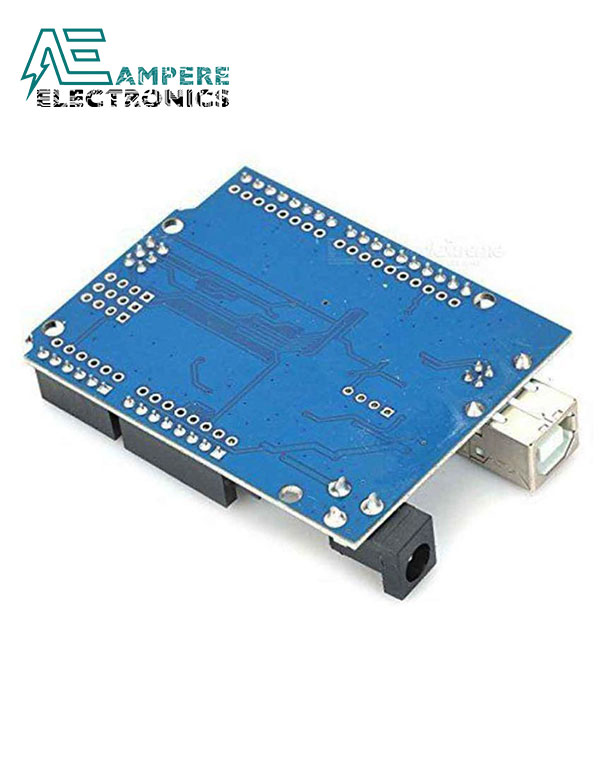 Arduino UNO SMD with USB Cable