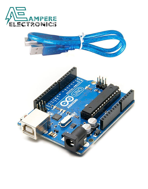 Arduino UNO with USB Cable