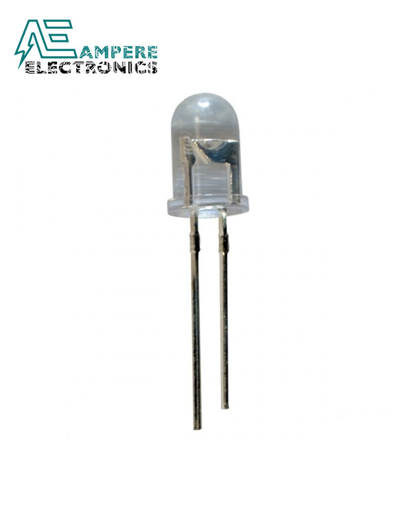 Infrared Transmitter LED 5mm 2-PIN