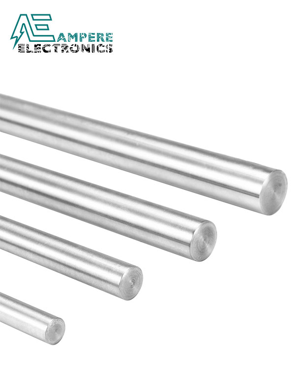 12x1000mm Linear Rail Shaft Stainless Steel