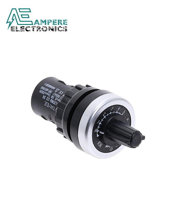 TAYEE LA42DWQ 2K 22mm 1Turne Rotary Potentiometer
