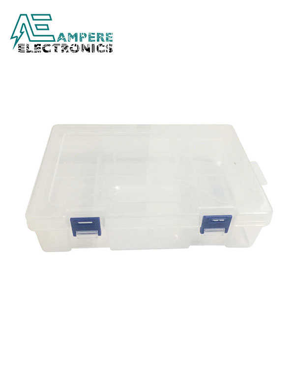 Two Layer Storage Box (23.4*16.8*6.2cm)