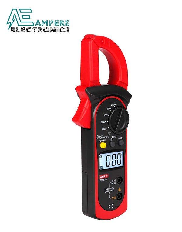 UT200A Digital Clamp Meter | UNI-T