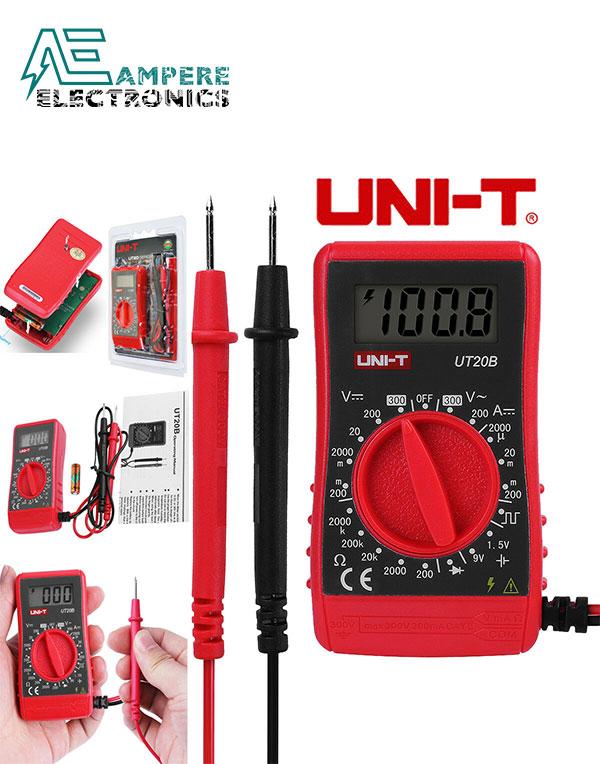 UT20B Pocket Digital Multimeter | UNI-T