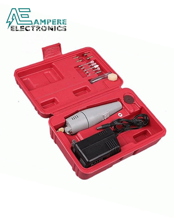 WL-500 Mini Electric Drill / Grinding Set