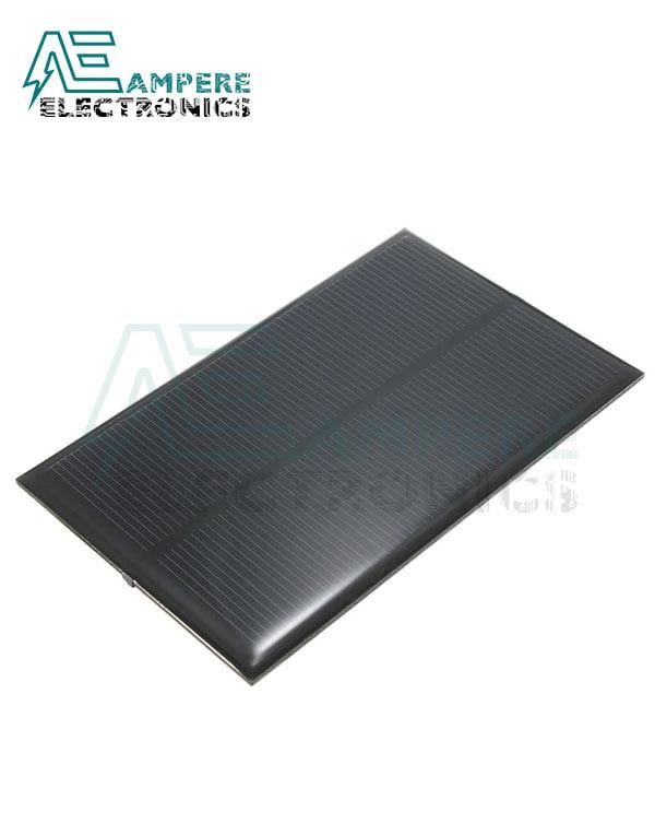 Solar Panel (5.5V , 2W) 180X81mm