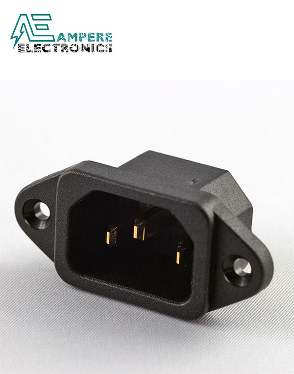 Box Mount AC Power Connector