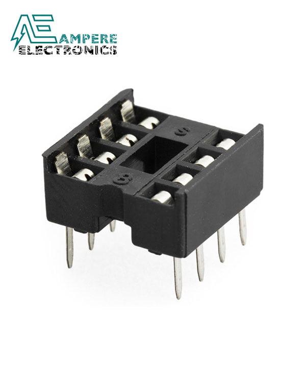 8-Pin DIP IC Socket – N.4+4