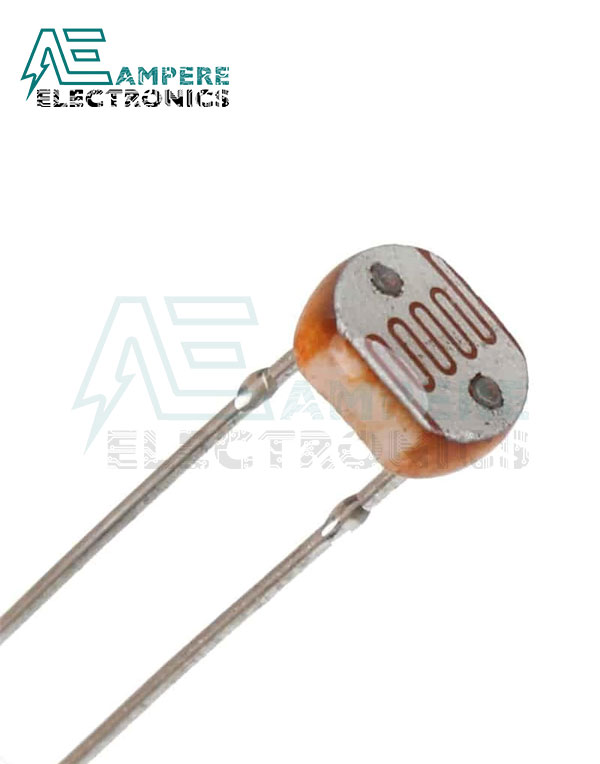 LDR Photoresistor 5mm