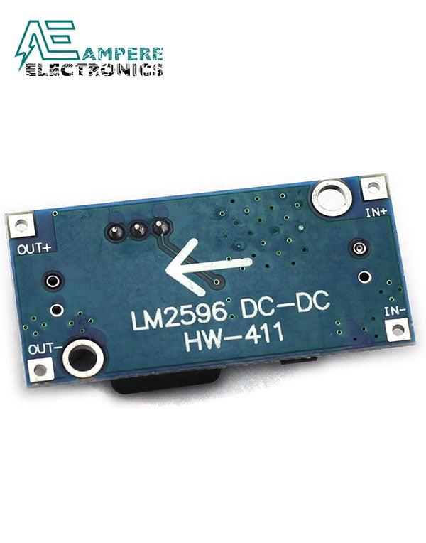 LM2596 DC-DC Buck Converter Step-Down Power Module Output 1.25V-35V