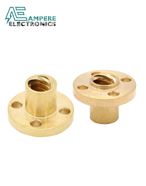 T8 Leadscrew Copper Nut