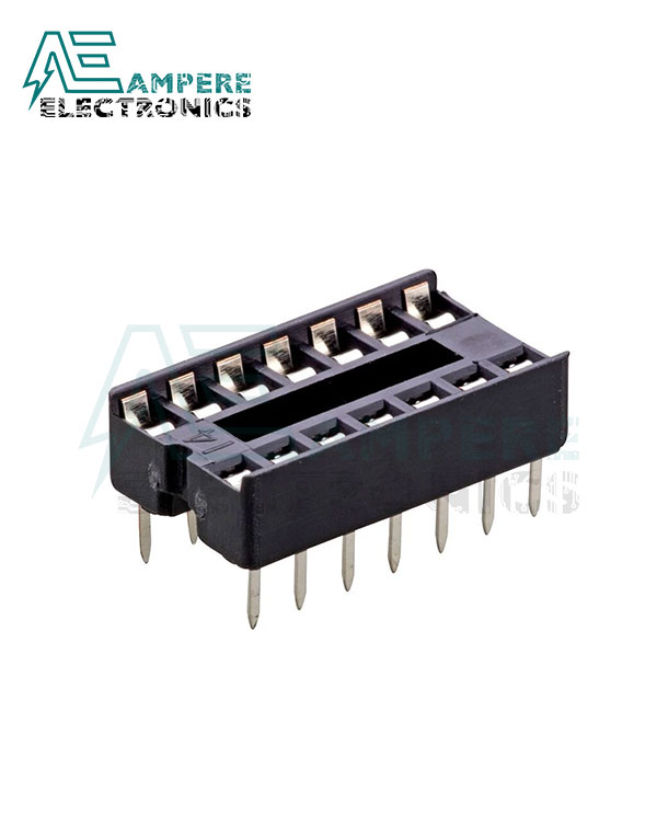 14-Pin DIP IC Socket