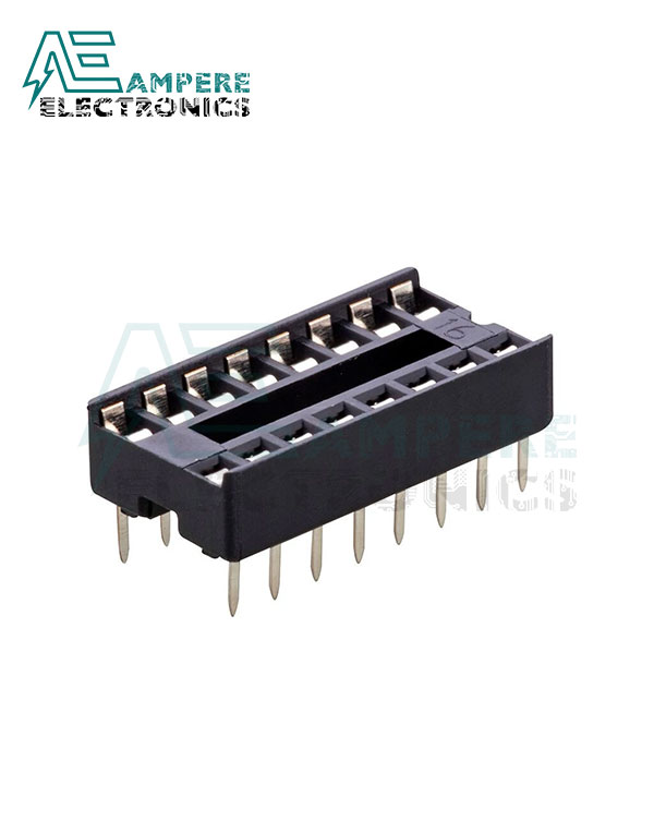 16-Pin DIP IC Socket