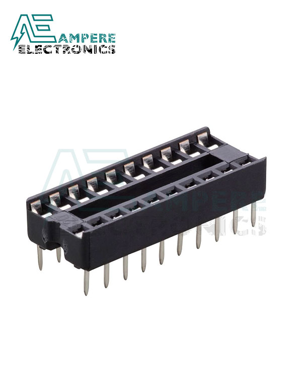 20-Pin DIP IC Socket