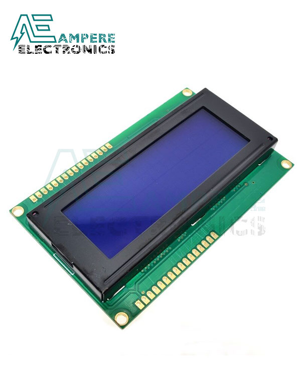 2004 Character LCD Display Blue Backlight