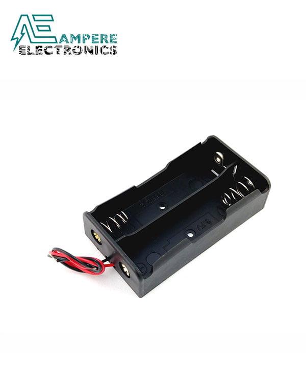 18650 Battery Holder – 2 Cells