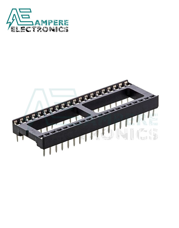 40-Pin DIP IC Socket
