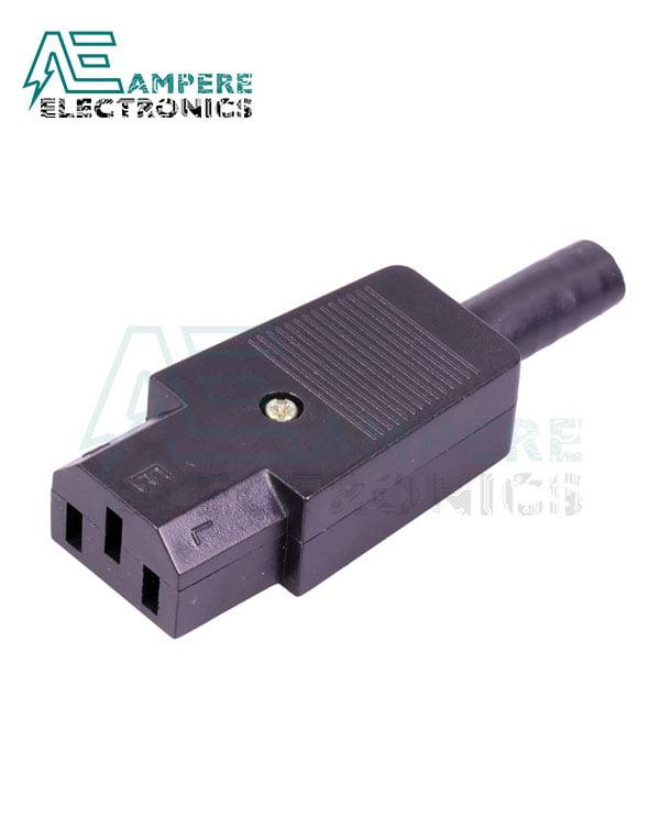 AC Power extension plug Female jack