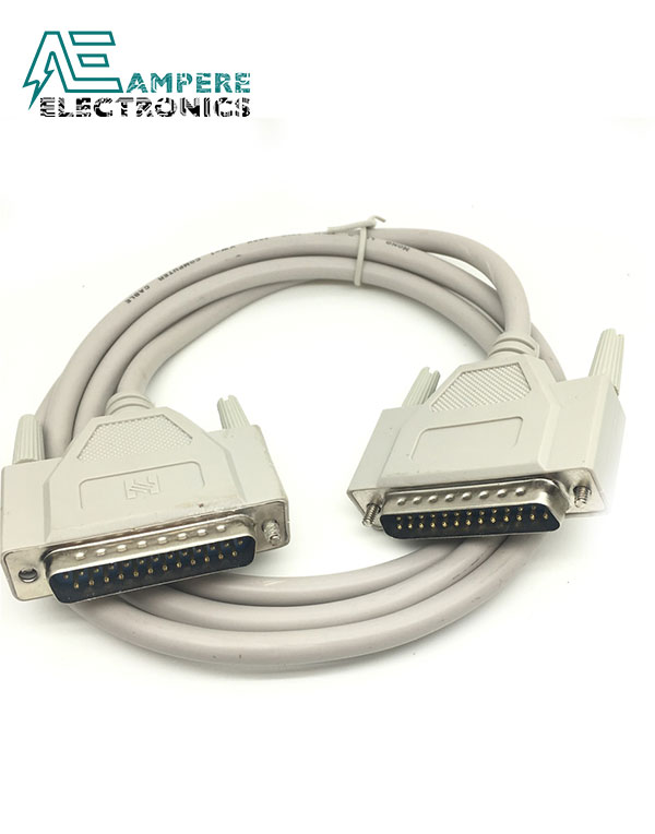 DB25 Male to Male Cable