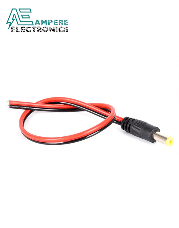 Endless Wire with Standard DC 2.1mm Male Plug