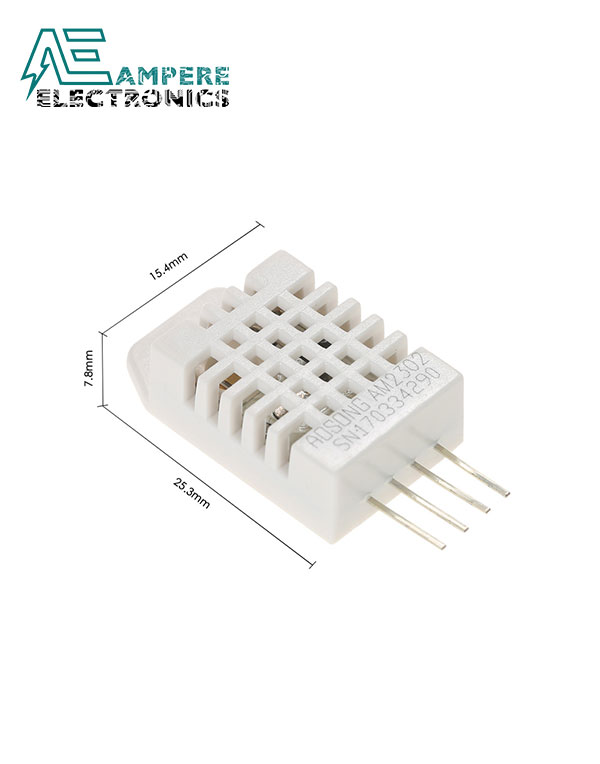 DHT22 Digital Temperature and Humidity Sensor