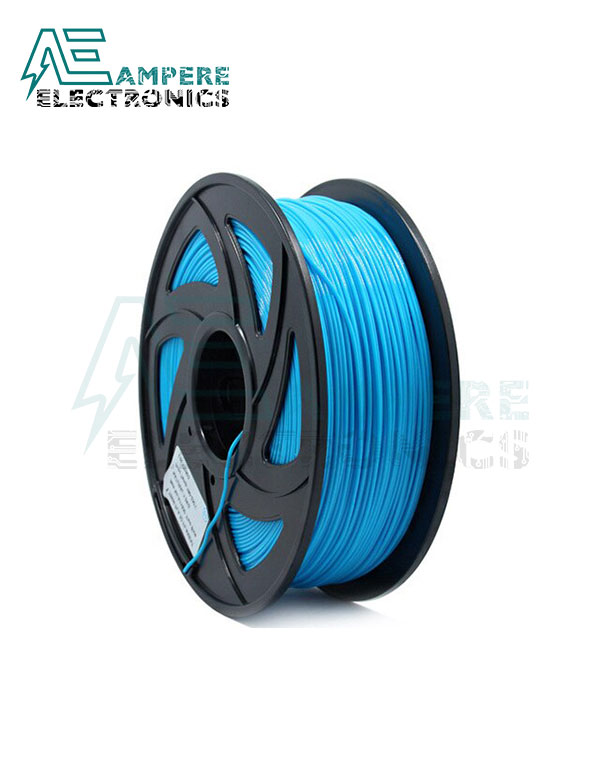 FLUE BLUE Color PLA Filament 1.75mm – 1kg/Roll