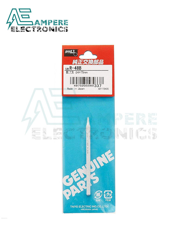 Goot R-48B Replacement Tip For 30W/40W Soldering Irons (China)