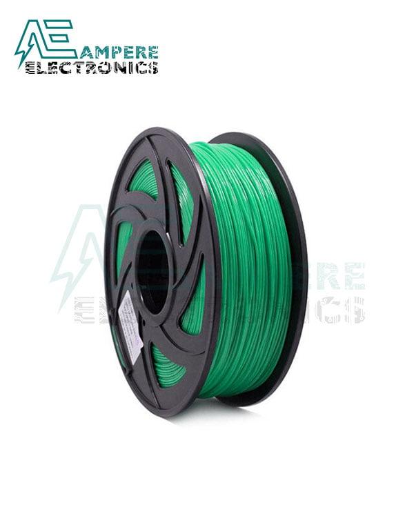 GREEN Color PLA Filament 1.75mm – 1kg/Roll