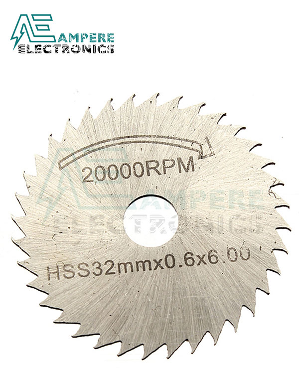 HSS Circular Saw Blades For Any Drill 6 PCS