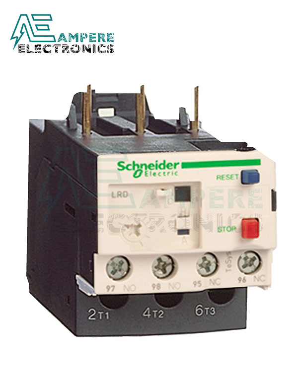 LRD16 – TeSys LRD thermal overload relays – 9…13 A – class 10A, Schneider Electric