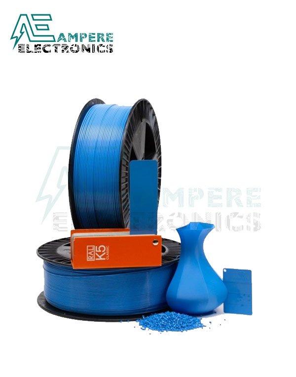 MAXWELL BLUE Color PLA Filament 1.75mm – 1kg/Roll