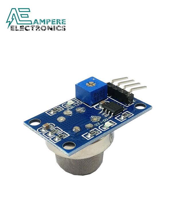 "MQ-2 Gas Sensor Module ""Smoke , Butane & Propane Detection"""