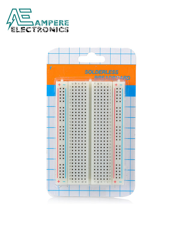 Mini BreadBoard 400 Connection Point