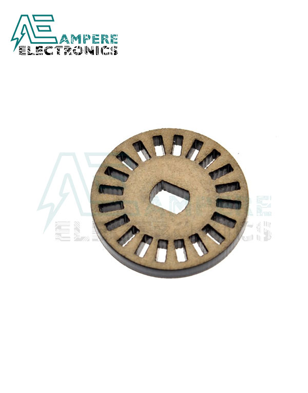 Encoder Small Gear Desk For Smart Car Chassis