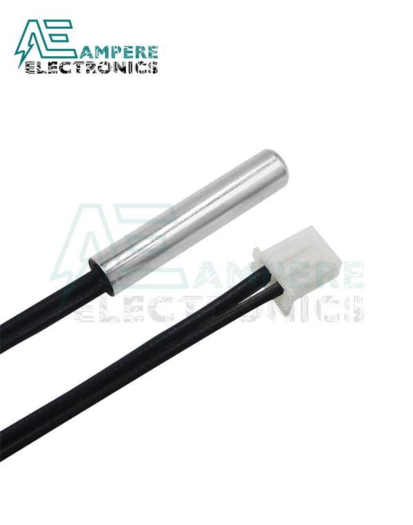 NTC Thermistor Temperature Sensor Waterproof – Wire Length 50cm
