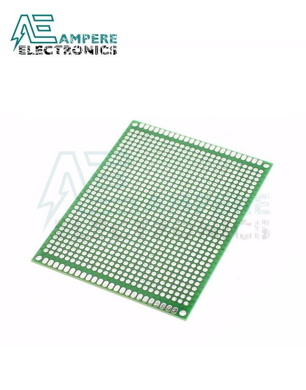 PCB Single Layer DOT FR4 ( 7×9 cm2)