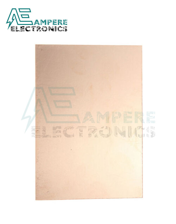 PCB Single Layer FR2 (10X15 cm2)