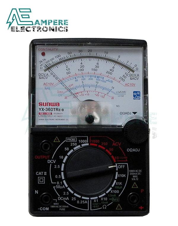 YX-360TR Analog Multimeter| SANWA