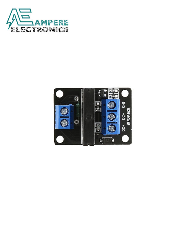 Solid State Relay Module 1 Channel (5Vdc)