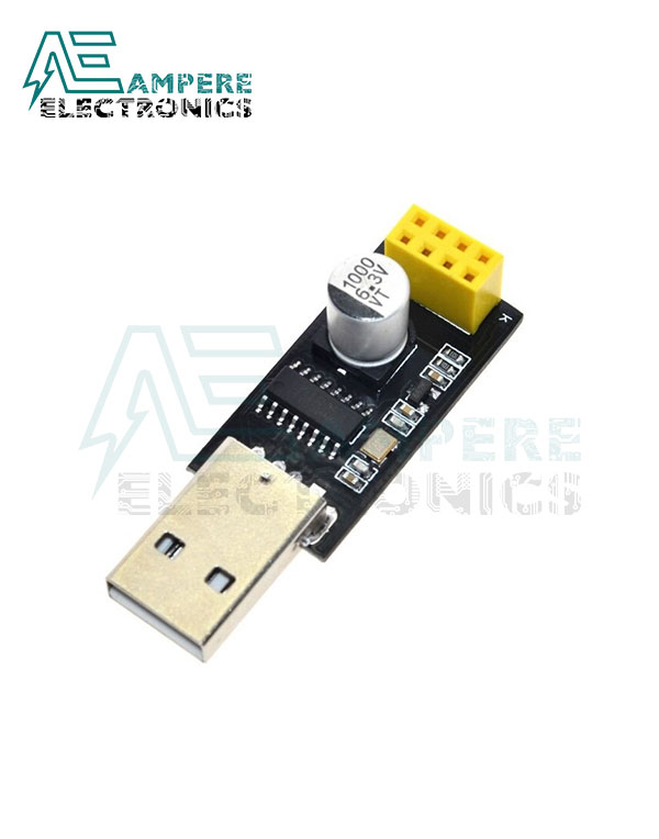 USB to ESP8266 Wifi Development Module