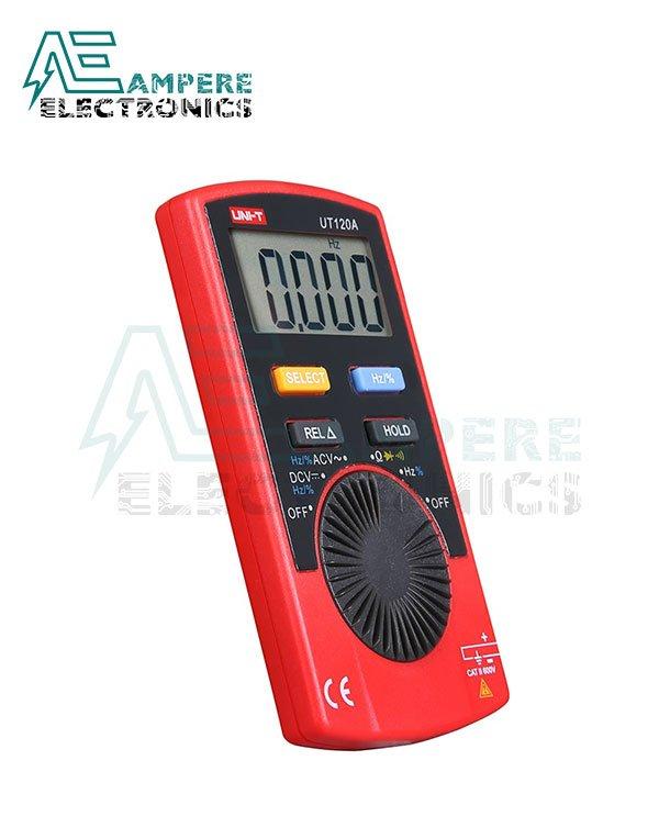 UT120B Pocket Size Digital Multimeter | UNI-T