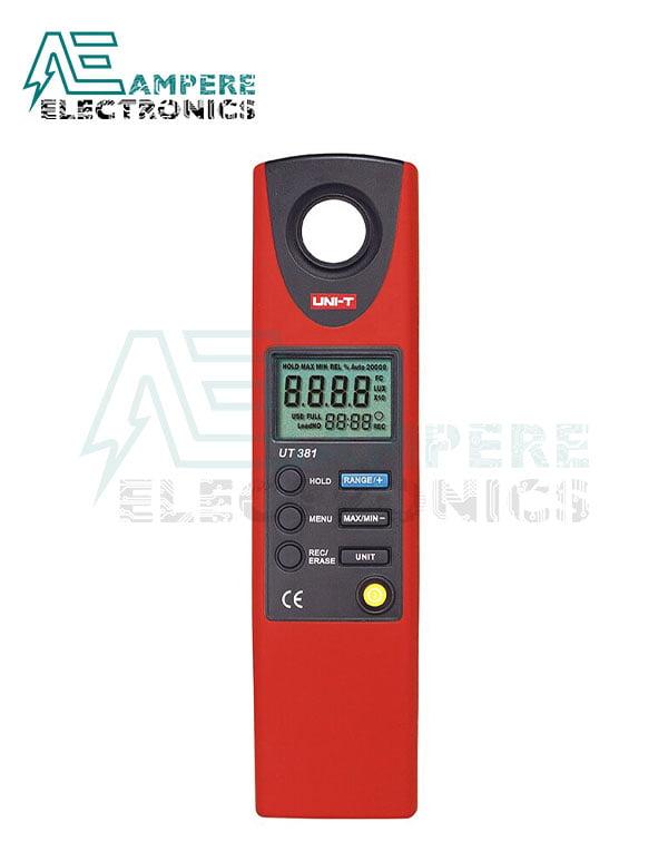 UT381 Digital Lux Meter | UNI-T