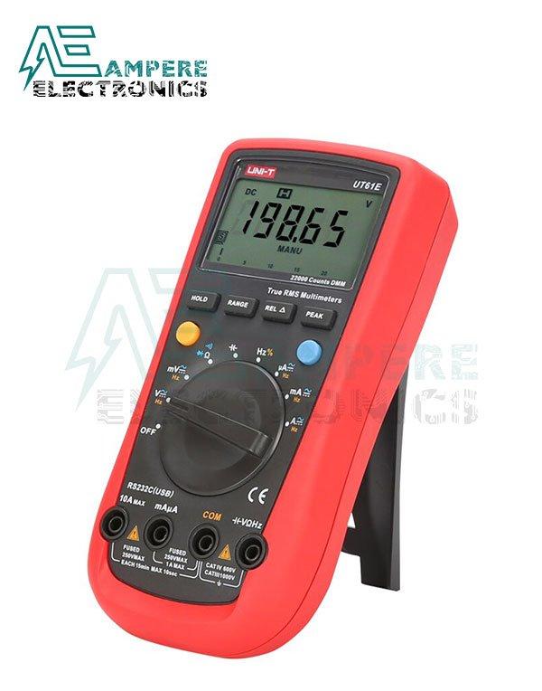 UT61A Auto-ranging AC/DC Digital Multimeter | UNI-T