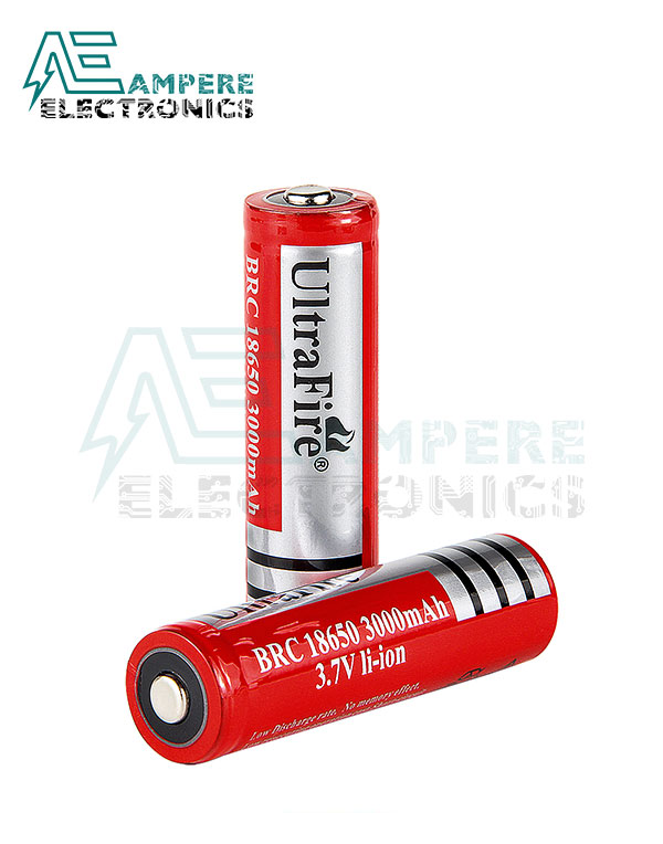 UltraFire BRC18650 – 3000mAh  Battery