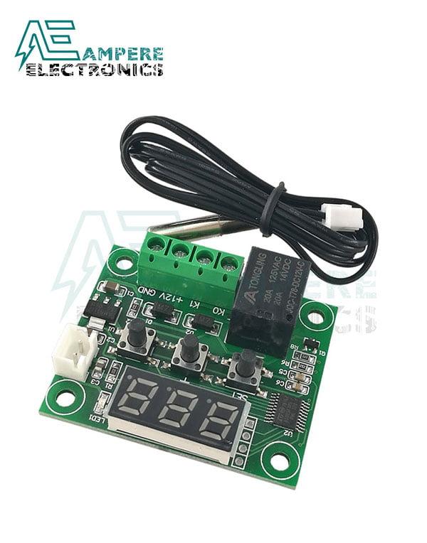 W1209 12V DC Digital Temperature Controller Board