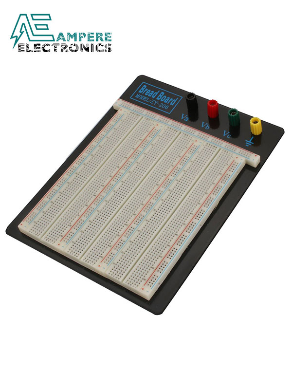 Breadboard Soldless 2390 Tie-points ZY-206