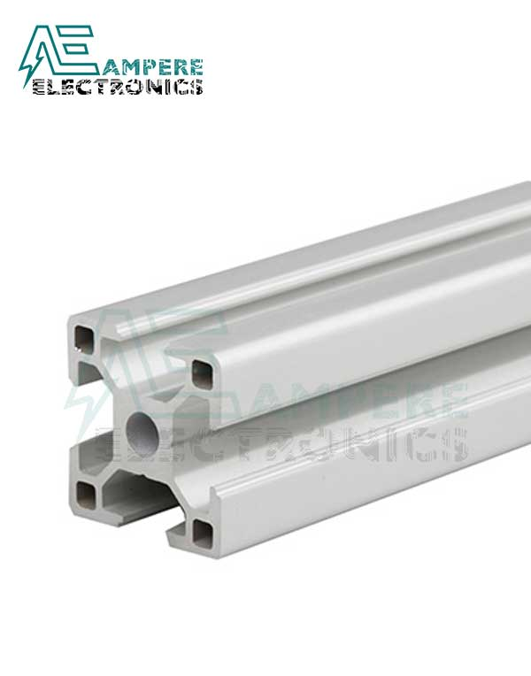 3030 T-Slot Aluminum Profile Extrusion (1M – Silver Anodized)