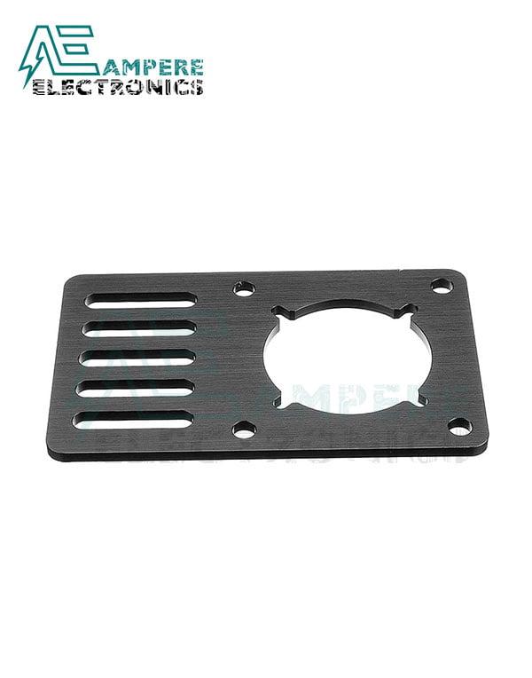 Aluminum NEMA 23 Stepper Motor Mount Plate 3mm | Openbuilds